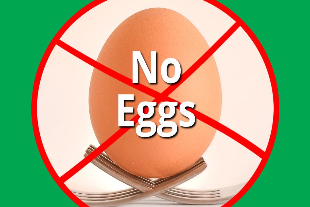 Eggs – The ANTI-Health Food