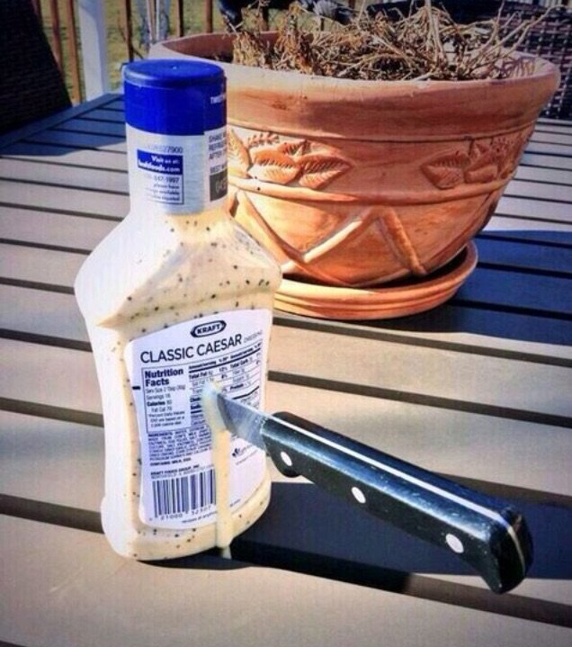 Et tu Brute Salad Dressing Recipe
