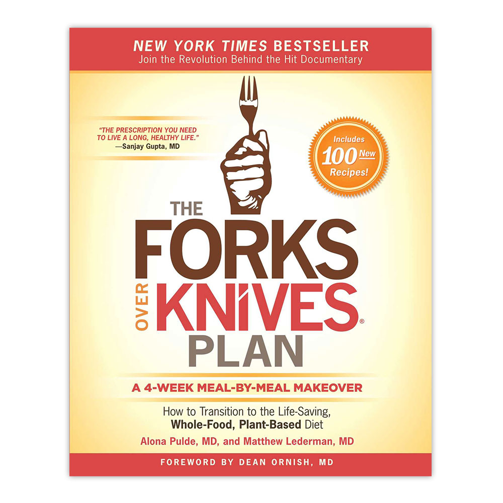 Forks over Knives Plan Cover