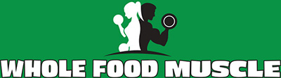 Whole Food Muscle website Logo