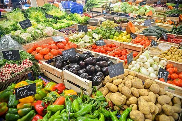 Storing Fresh Produce for the Longest Shelf Life