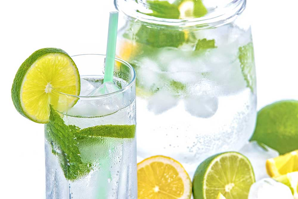 Spruce Up Your Lemonade